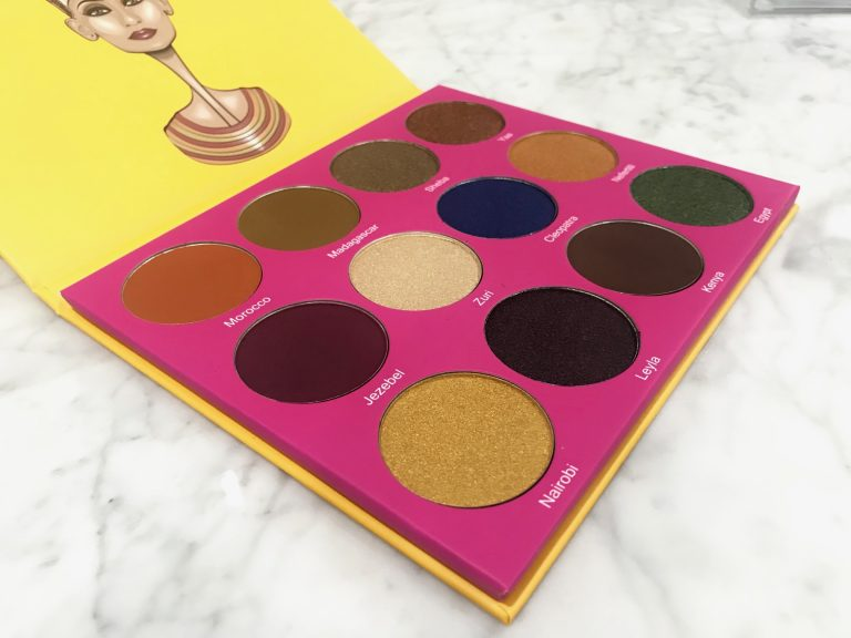Juvia's Place The Nubian 2 Eyeshadow Palette 06