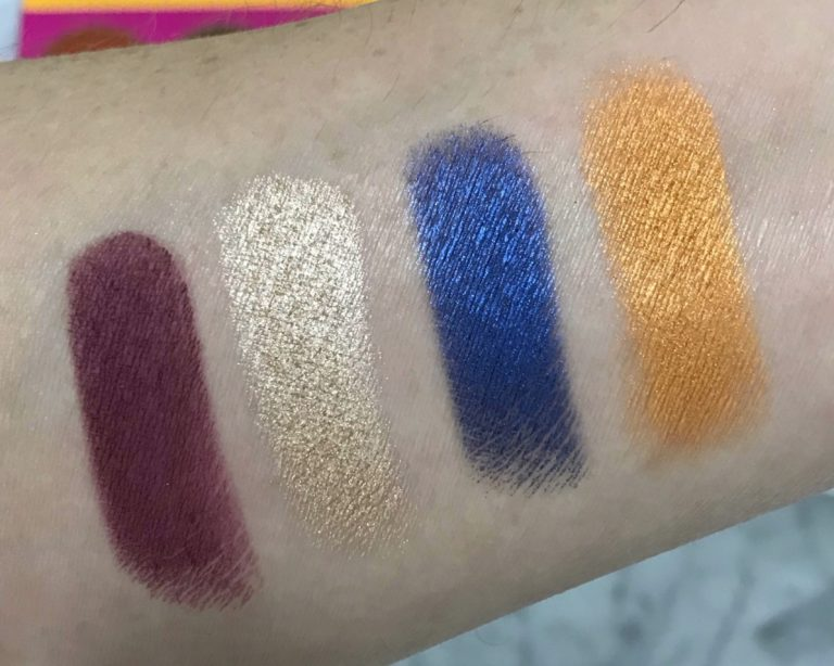 Juvia's Place The Nubian 2 Eyeshadow Palette 12