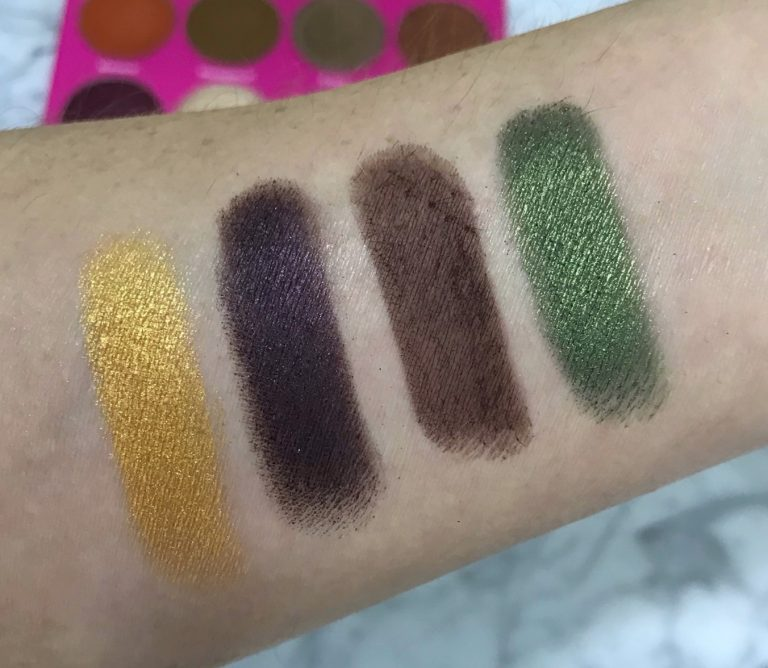 Juvia's Place The Nubian 2 Eyeshadow Palette 13