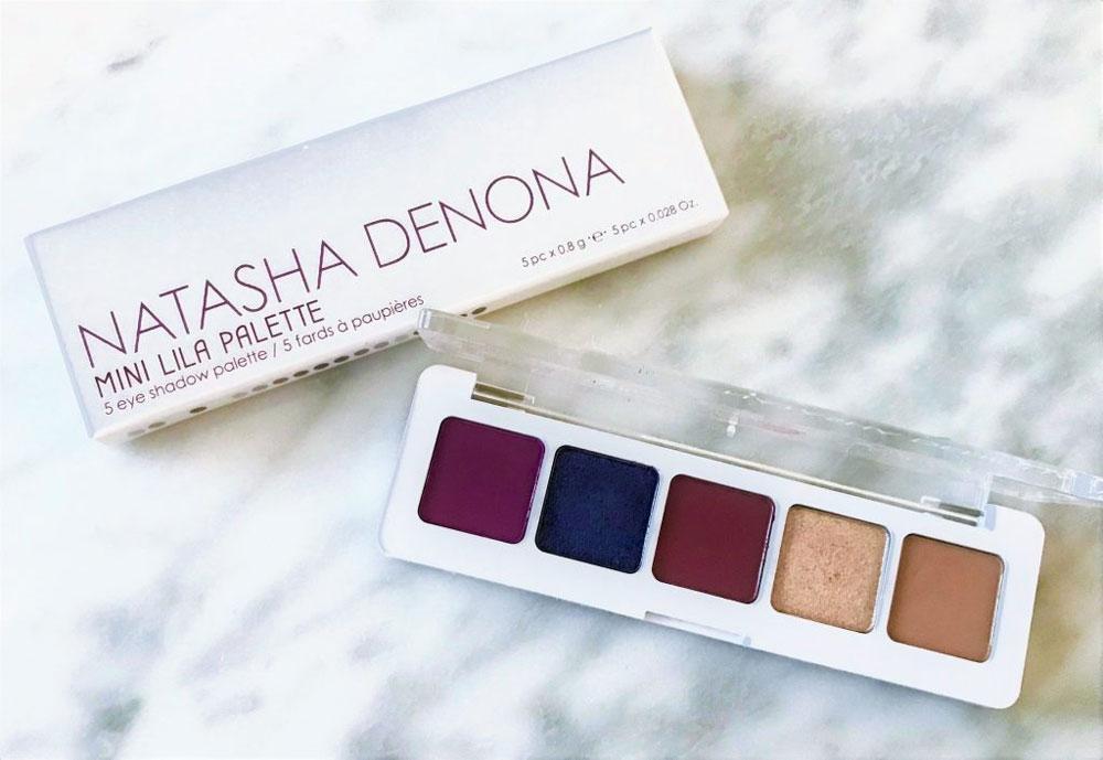 Natasha Denona Mini Lila Palette 01